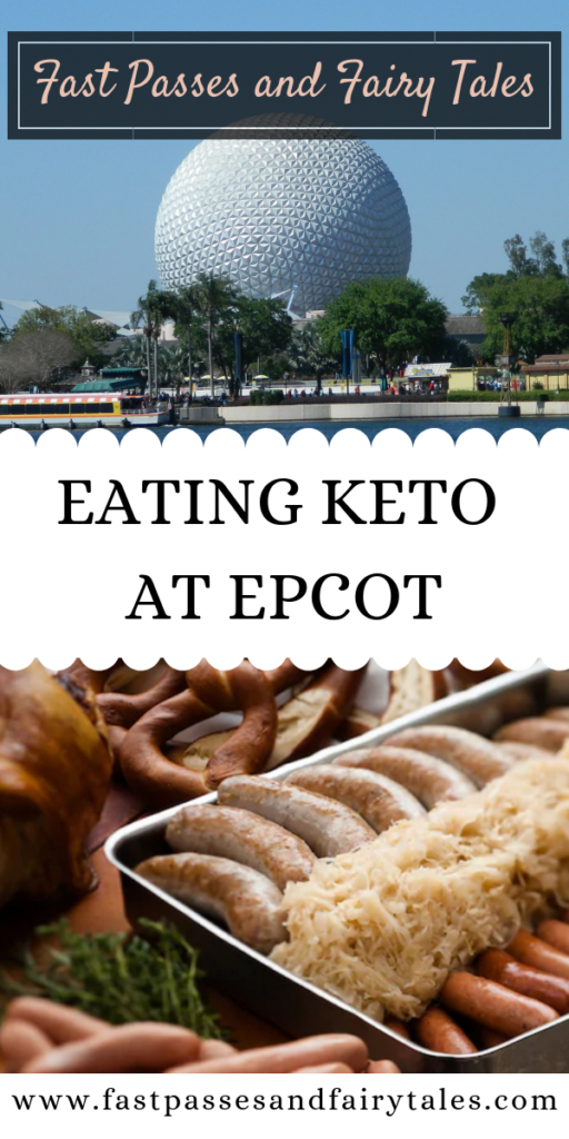 Eating Keto at Epcot