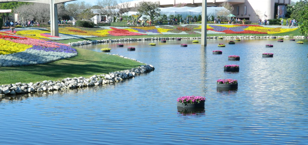 2019 Epcot International Flower Garden Festival